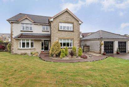 4 Bedrooms Detached House for sale in Birkdale Crescent, Cumbernauld