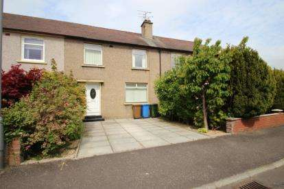 3 Bedrooms Terraced House for sale in Candie Crescent, Grangemouth