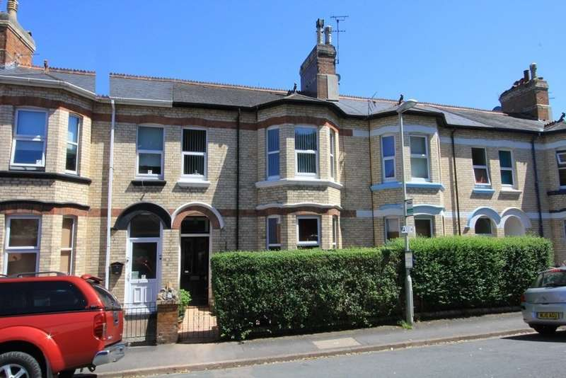 3 Bedrooms Maisonette Flat for sale in Church Road, Newton Abbot