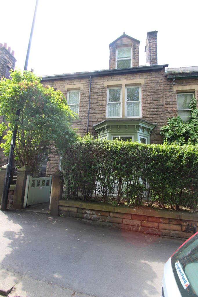 5 Bedrooms Terraced House for rent in Heeley Bank Road, Sheffield, S2