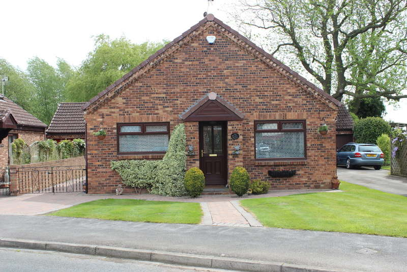 4 Bedrooms Detached Bungalow for sale in The Hollies, Osgodby, Selby