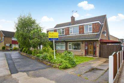 3 Bedrooms Semi Detached House for sale in Ribblesdale Road, Long Eaton, Nottingham