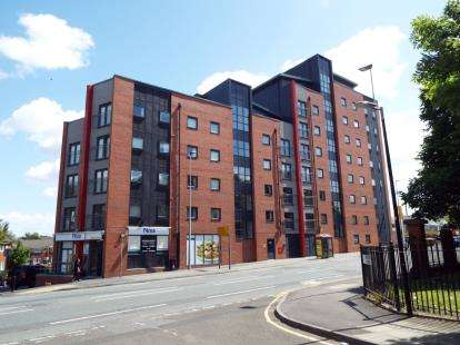 3 Bedrooms Flat for sale in Delta Point, 74 Blackfriars Road, Salford, Greater Manchester