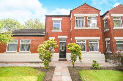 4 Bedrooms Semi Detached House for sale in Manchester Road, Warrington, Cheshire