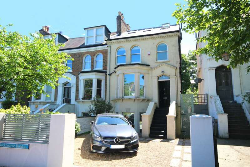 4 Bedrooms Semi Detached House for sale in Rockbourne Rd, Forest Hill, SE23