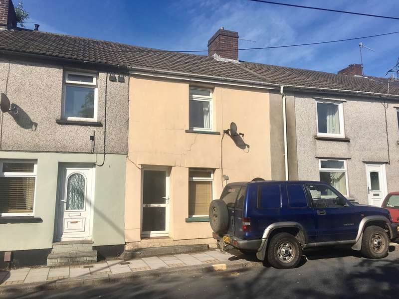 2 Bedrooms Terraced House for sale in Williams Place, Pontypridd