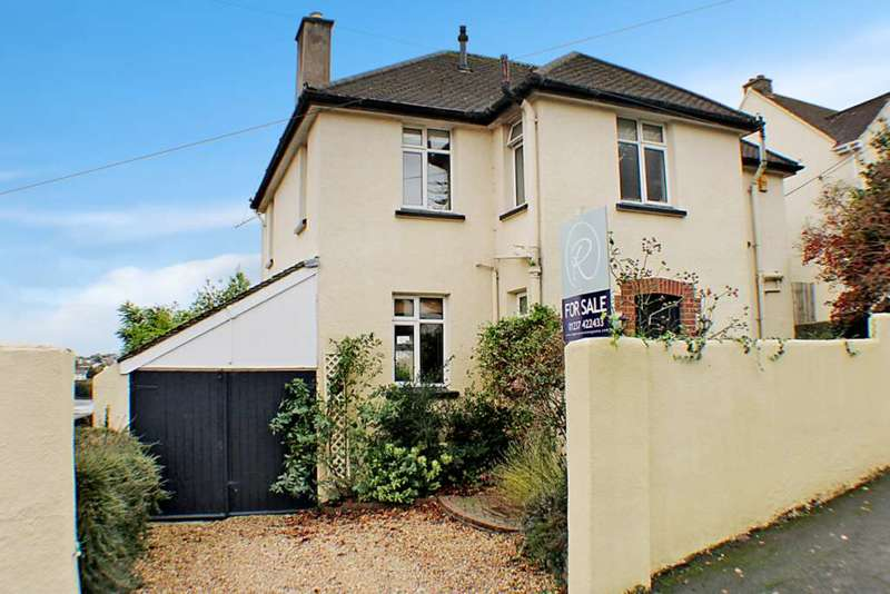 4 Bedrooms Detached House for sale in Kenwith Road, Bideford