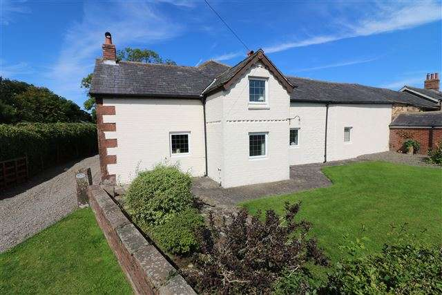 4 Bedrooms Link Detached House for sale in Newton Arlosh, Wigton, Cumbria, CA7 5ET