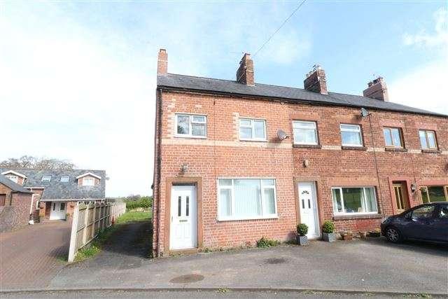 3 Bedrooms Terraced House for sale in Heads Nook, Brampton, Cumbria, CA8 9BA