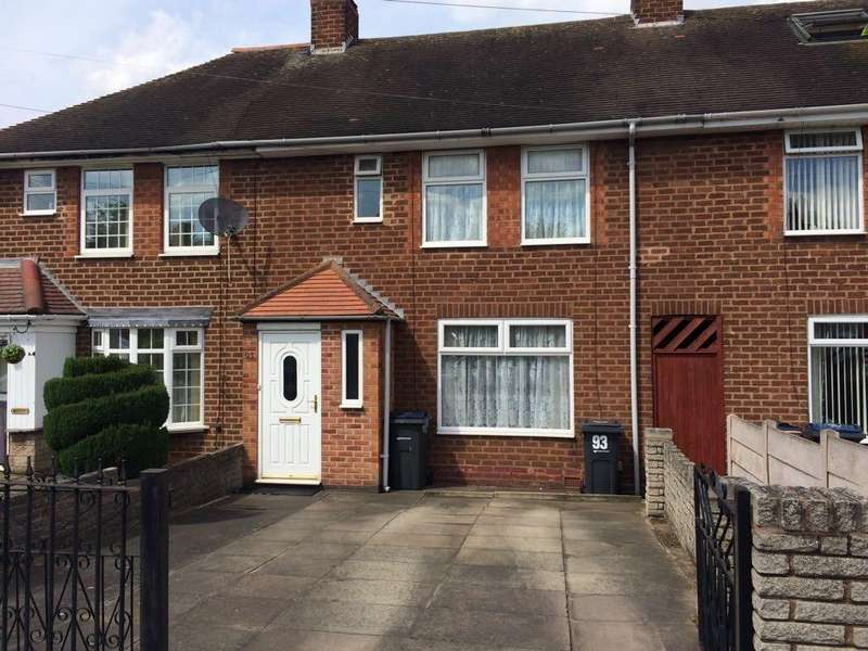 3 Bedrooms Terraced House for sale in Audley Road, Stechford, Birmingham B33