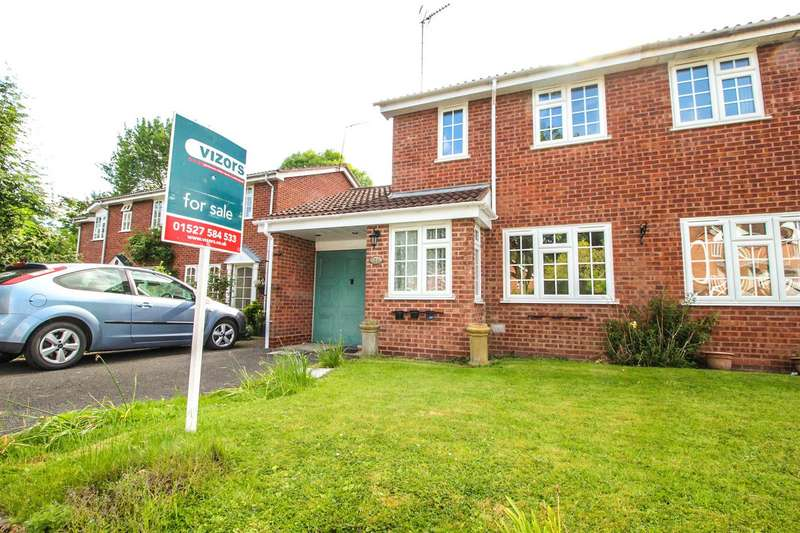 2 Bedrooms Property for sale in Home Meadow Lane, Redditch