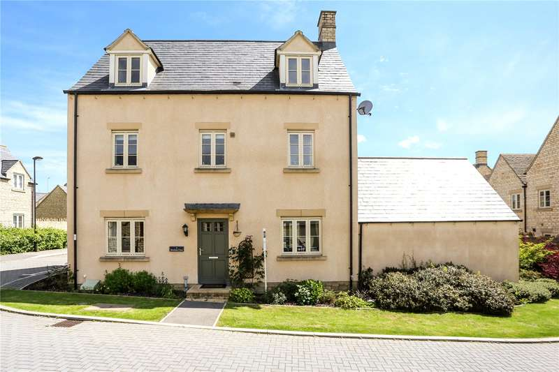5 Bedrooms Detached House for sale in Beecham Close, Cirencester, GL7
