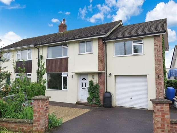 4 Bedrooms Semi Detached House for sale in Hooper Avenue, Wells