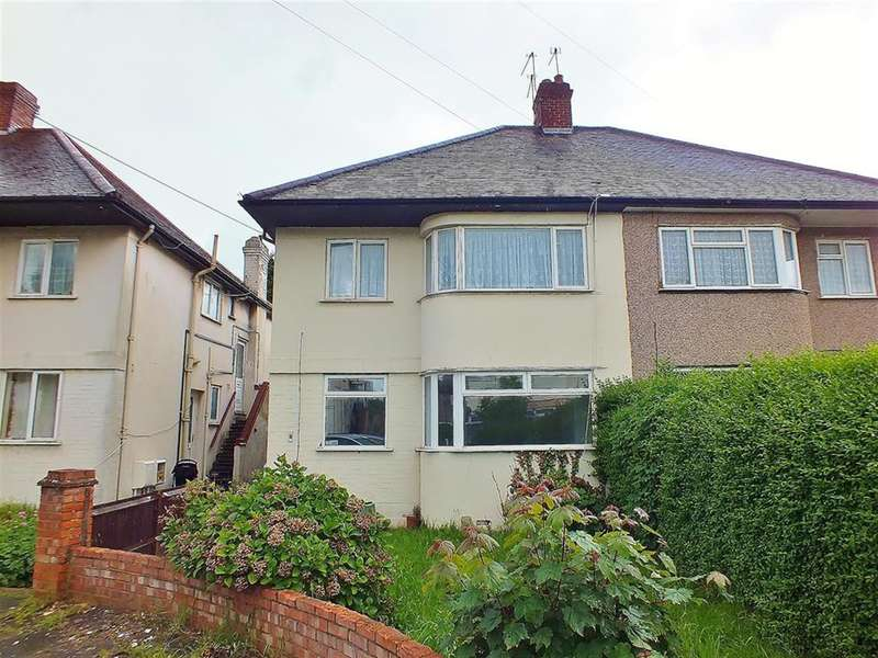 2 Bedrooms Ground Flat for sale in Sandow Crescent, Hayes, UB3 4QH