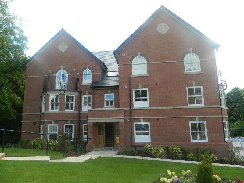 2 Bedrooms Apartment Flat for rent in Keats House, Clevelands Drive, Heaton, Bolton, BL1