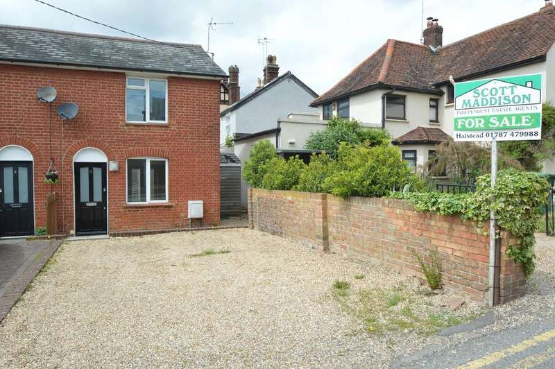 2 Bedrooms End Of Terrace House for sale in Mallows Field, Halstead CO9