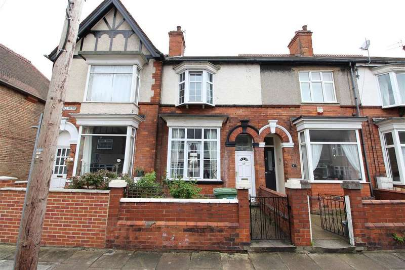 3 Bedrooms Terraced House for sale in Crowhill Avenue, Cleethorpes