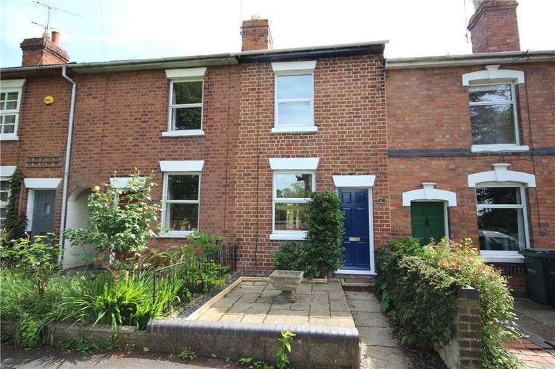 2 Bedrooms Terraced House for sale in Waterworks Road, Worcester, Worcestershire, WR1