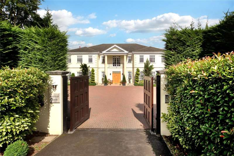 5 Bedrooms Detached House for sale in London Road, Sunningdale, Ascot, Berkshire, SL5