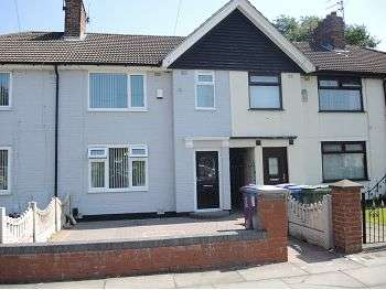 3 Bedrooms Terraced House for sale in Dunnerdale Road, Norris Green, Liverpool