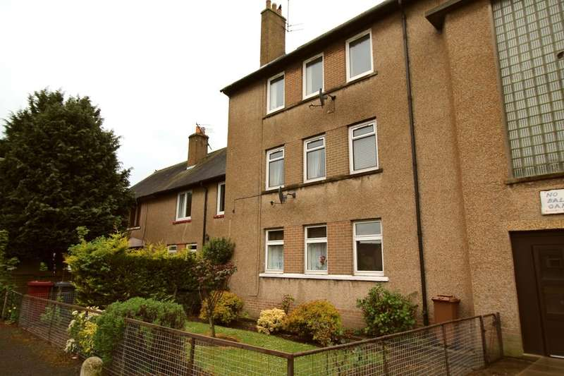 2 Bedrooms Flat for sale in Ballindean Terrace, Dundee, DD4