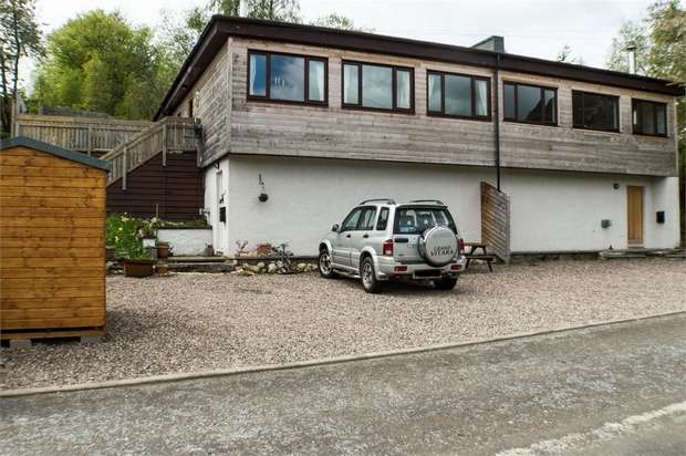 4 Bedrooms Semi Detached House for sale in Glenshee, Blairgowrie, Perth and Kinross