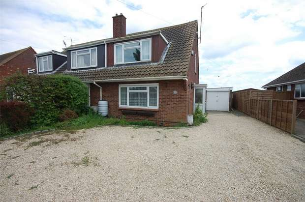 2 Bedrooms Semi Detached House for sale in Willis Road, Haddenham, Buckinghamshire