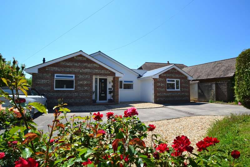 4 Bedrooms Detached Bungalow for sale in Winterborne Kingston