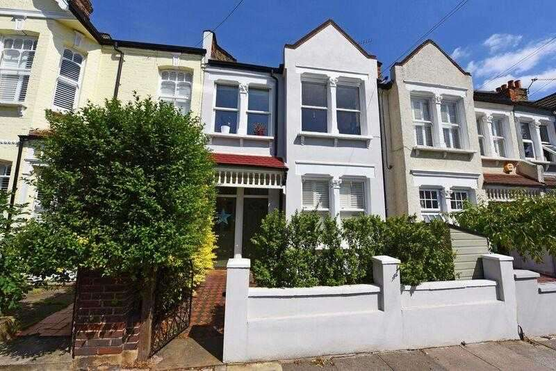 2 Bedrooms Apartment Flat for sale in Brookwood Road, Southfields