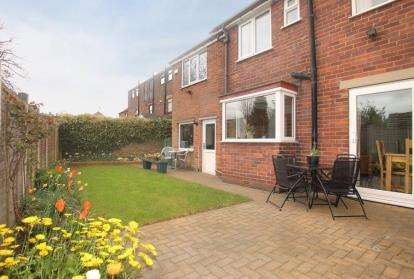 4 Bedrooms Semi Detached House for sale in School Lane, Greenhill, Sheffield, South Yorkshire