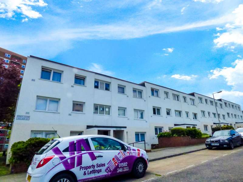 2 Bedrooms Flat for sale in Essex Close, Luton