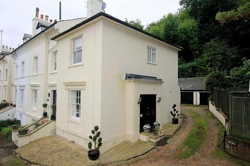 2 Bedrooms House for sale in UNIQUELY CHARMING and WELL PRESENTED Grade II listed Victorian residence