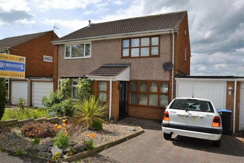 2 Bedrooms Semi Detached House for sale in Scargill Drive, Spennymoor
