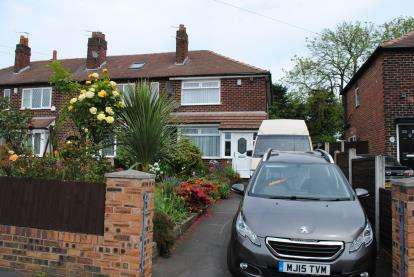 2 Bedrooms Semi Detached House for sale in Birdhall Road, Cheadle Hulme, Cheadle, Greater Manchester
