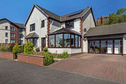 4 Bedrooms Link Detached House for sale in Undercliff Road, Wemyss Bay