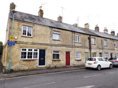 1 Bedroom Terraced House for sale in Chester Street, Cirencester