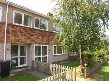 3 Bedrooms Terraced House for sale in Stanshawe Crescent, Yate, Bristol, Gloucestershire