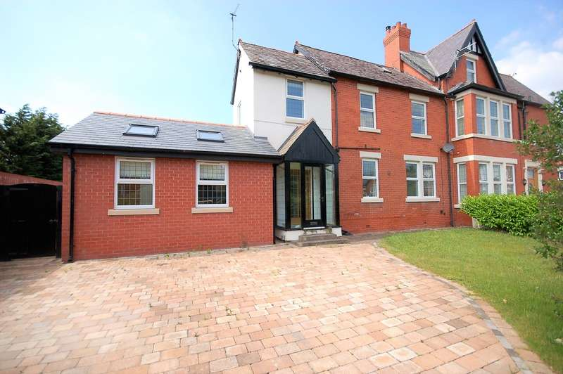 3 Bedrooms End Of Terrace House for sale in Queens Road, Lytham St Annes