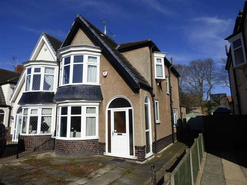 3 Bedrooms Semi Detached House for sale in Overland Road, Cottingham, East Yorkshire, HU16