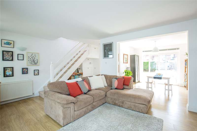 4 Bedrooms End Of Terrace House for sale in Abingdon Road, Finchley, London, N3