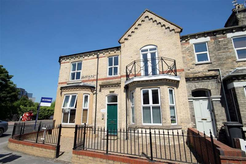2 Bedrooms Apartment Flat for sale in Victoria Apartments, 2 Heslington Road, York, YO10 5AT