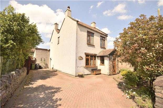3 Bedrooms Detached House for sale in Tower Road South, Warmley, BS30 8BL
