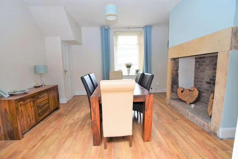 3 Bedrooms Terraced House for sale in John Street, Blackhill, Consett
