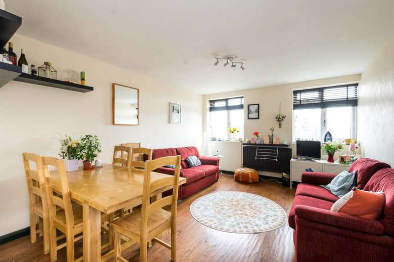 2 Bedrooms Flat for sale in Lansdowne Green, Stockwell, SW8