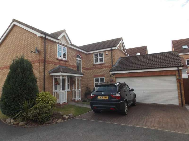 4 Bedrooms Detached House for sale in Reeves Way, Armthorpe
