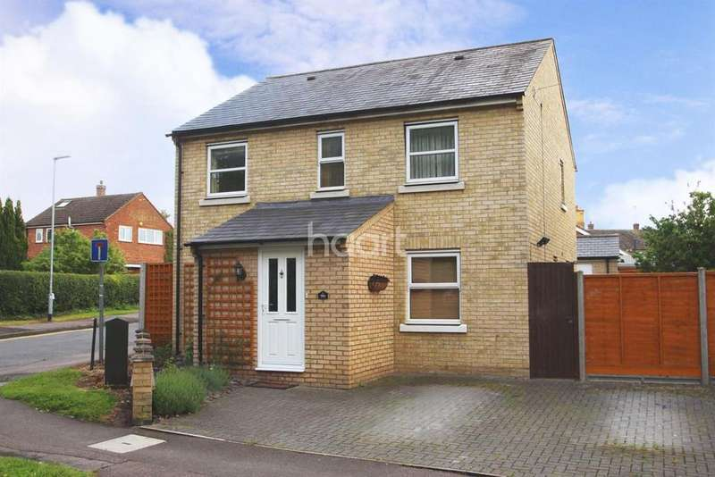 4 Bedrooms Detached House for sale in Church End, Cherry Hinton