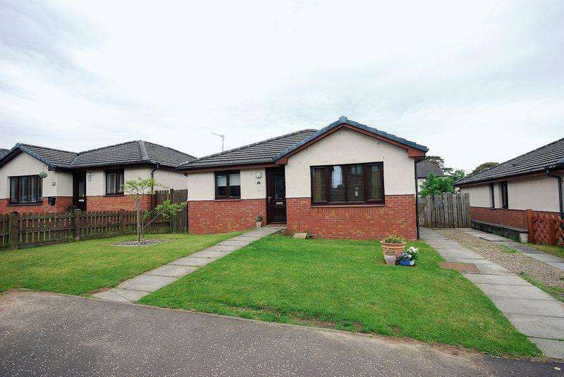 3 Bedrooms Detached Bungalow for sale in 14 Morton Drive, Dalrymple, KA6 6QA