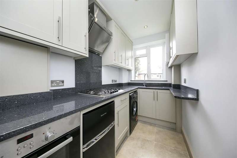 2 Bedrooms Apartment Flat for sale in Whitton Road, Twickenham