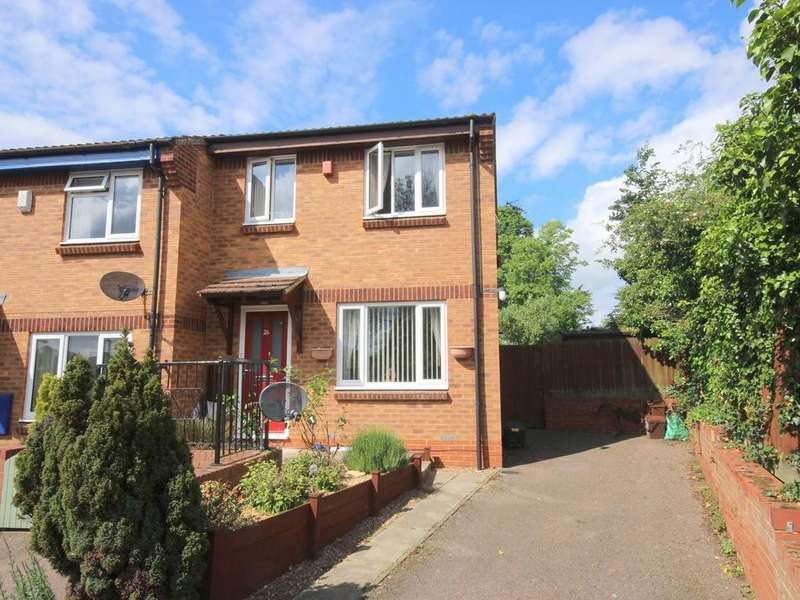 3 Bedrooms End Of Terrace House for sale in Lipscomb Drive, Flitwick, MK45