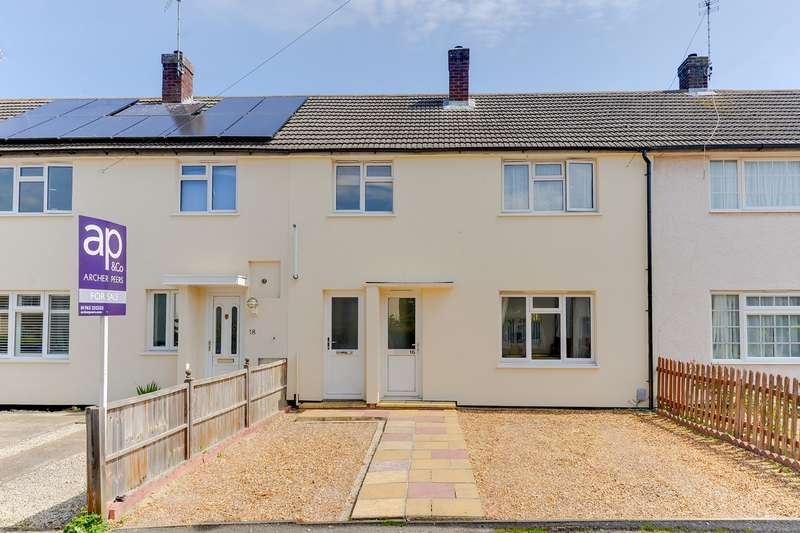 3 Bedrooms Terraced House for sale in Beeton Close, Melbourn, Melbourn, SG8